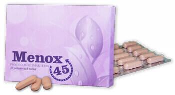 Tablety MENOX 45