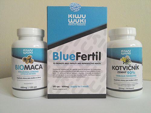 Produkty na vylepšenie spermiogramu
