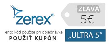Akciová cena na produkt Zerex UltraGold