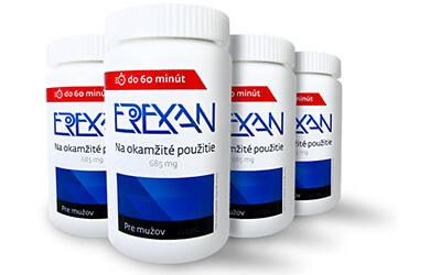 Tabletky EREXAN
