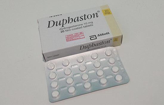 Duphaston je liek na úpravu menštruácie a podporu plodnosti