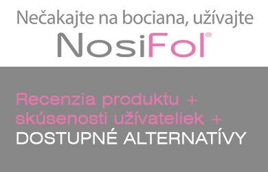 Recenzia vitamínov na otehotnenie s názvom NosiFol