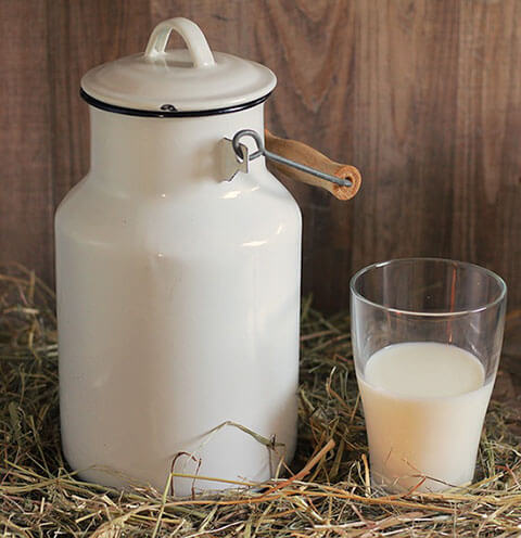 Mlieko može hladinu testosterónu aj znižovať