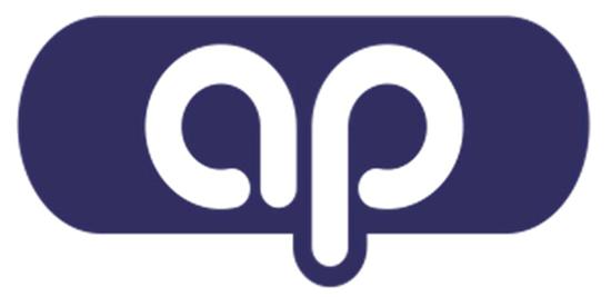 """Logo spoločnosti Ajanta Pharma, ktorá """"Indickú viagru"""" vyrába."""