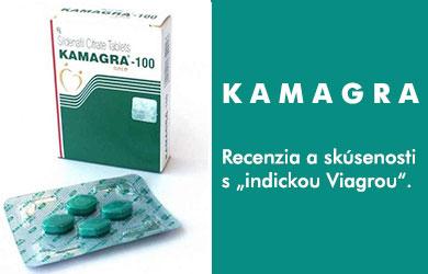 """Recenzia lieku Kamagra, ktorý sa označuje aj ako """"Indická viagra"""""""