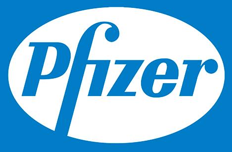 Firma Pfizer - výrobca legendárnej modrej tabletky s názvom VIAGRA.