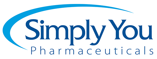 """Logo spoločnosti Simply You Pharmaceuticals, ktorá """"stojí"""" za Clavinom."""