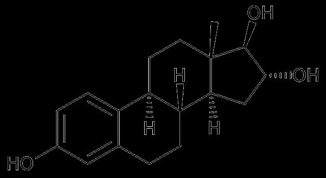 Estrogén - konkrétny druh s názvom Estriol