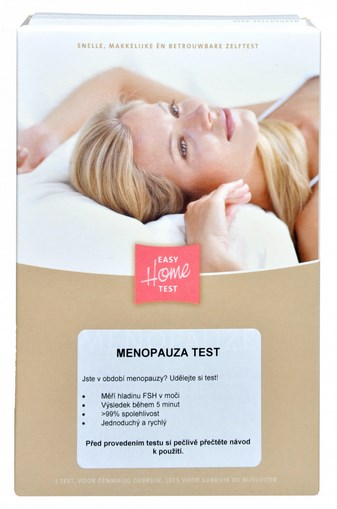Test na menopauzu.